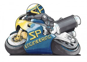 SP Engineering Logo