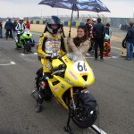On the Grid at Le Mans